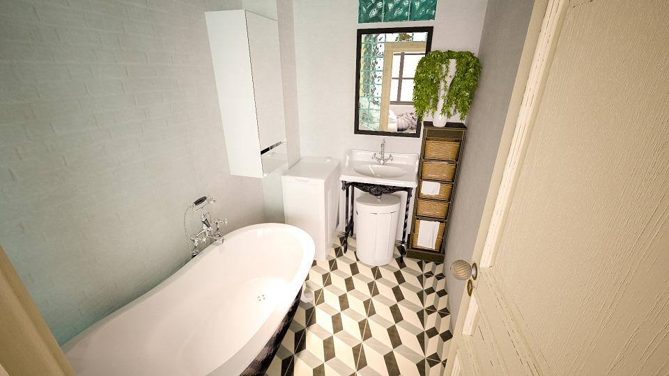 Koupelna v domě