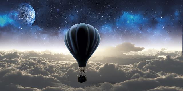 cestování ve vesmíru