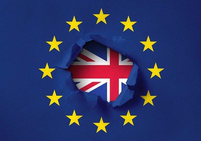 británie v eu