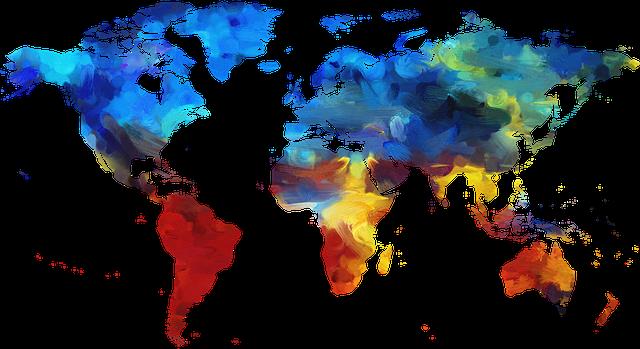 barevný svět
