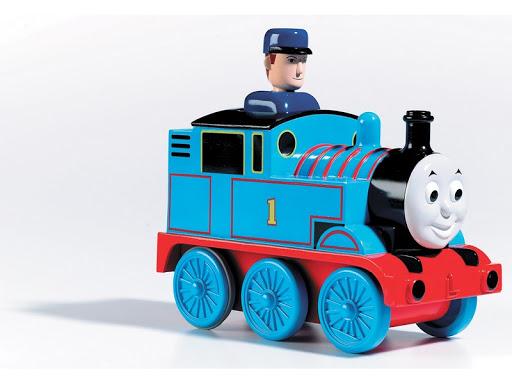 lokomotiva tomáš článek